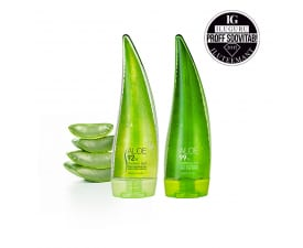 """Aloe Vera gel + shower gel"" set"