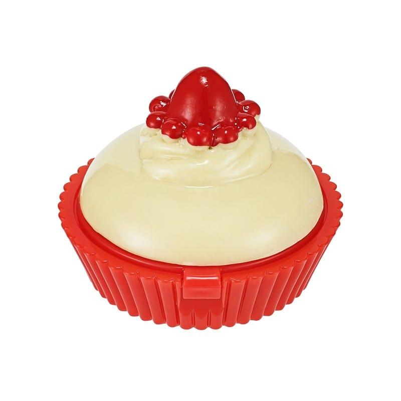 Red Lip Cupcake Cake
