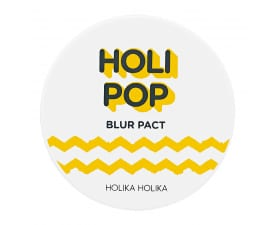 Kompaktpuuder Holi Pop Blur Pact 01 Light Beige