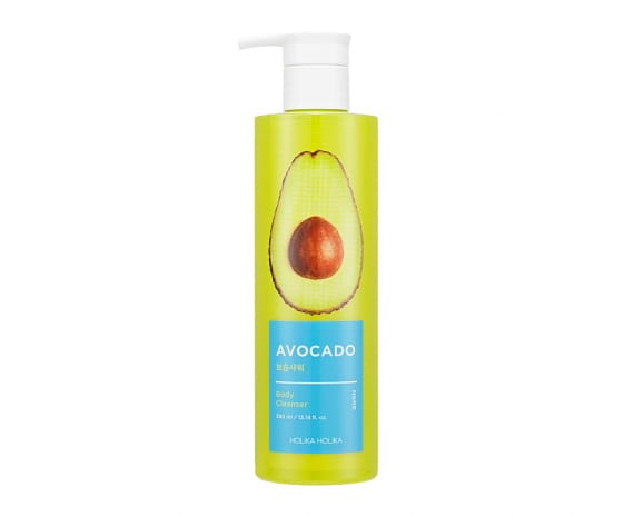 Dušigeel Avocado Body Cleanser