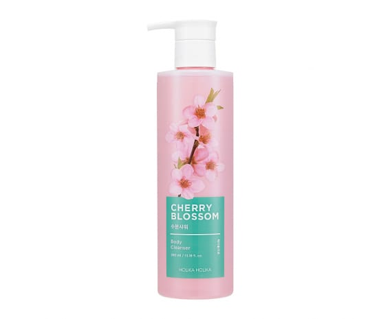 Dušigeel Cherry Blossom Body Cleanser