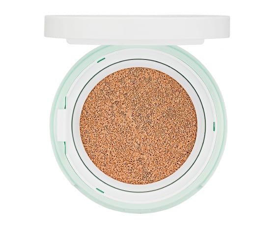 Raviv meigialuskreem Puri Pore Pink Powder Cushion