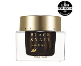 Näokreem musta teo limaga Prime Youth Black Snail Repair Cream