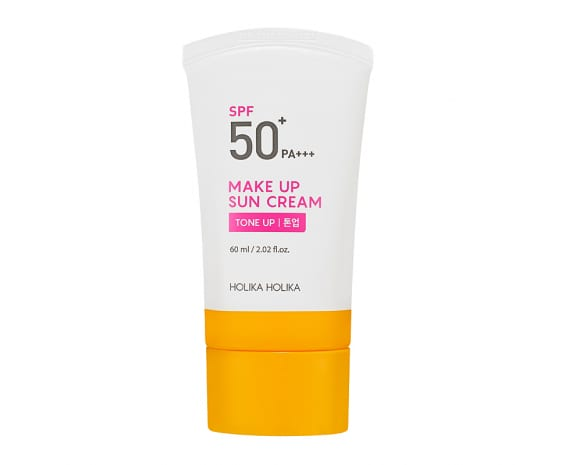 Päikesekaitsega meigialuskreem Make Up Sun Cream SPF50+