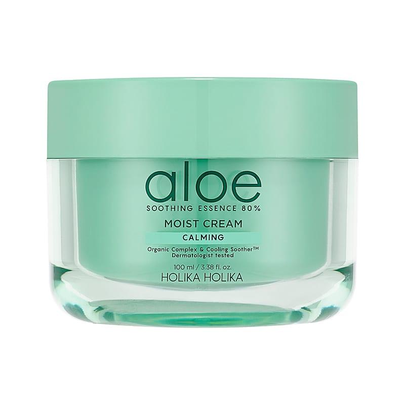8490093742a Näokreem Aloe Soothing Essence 80% Moist Cream - Holika Holika