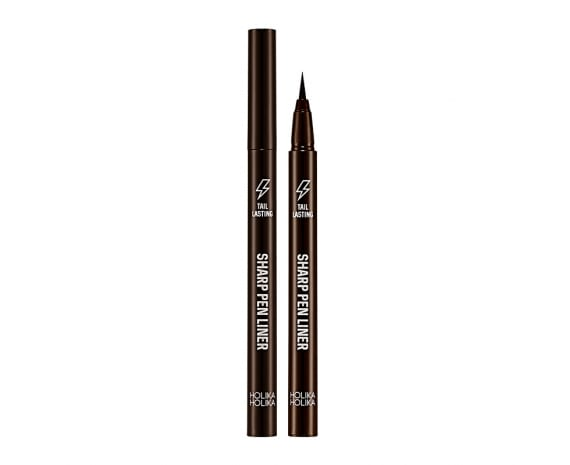 Vedel silmalainer Tail Lasting Sharp Pen Liner 02 Ink Brown