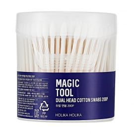 Vatitikud Magic Tool Dual Head Cotton Swabs 200 tk
