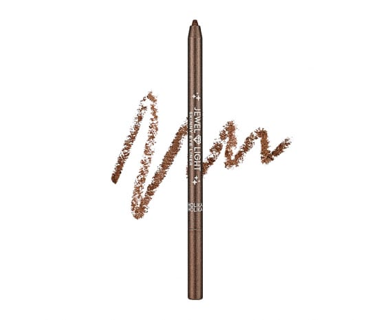 Veekindel särav silmapliiats Jewel Light Skinny Eye Liner 03 Cocoa Powder