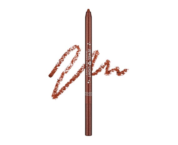 Veekindel särav silmapliiats Jewel Light Skinny Eye Liner 05 Red Velvet
