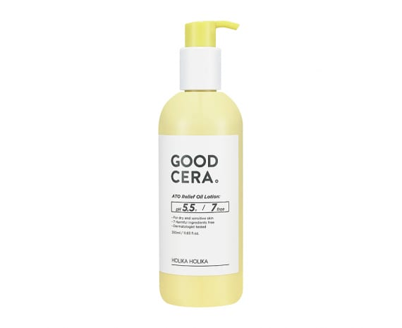 Ihupiim Good Cera ATO Relief Oil Lotion