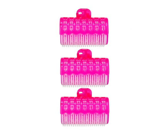 Magic Tool Hair Rollers With Clip 3P (M suurus)