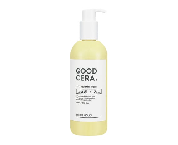 Dušigeel Good Cera ATO Relief Oil Wash