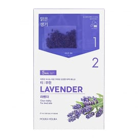 Teepakikesega kangast näomask Instantly Brewing Tea Bag Mask - Lavender