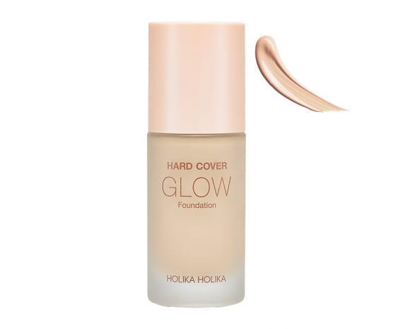 Jumestuskreem Hard Cover Glow Foundation 02 Petal