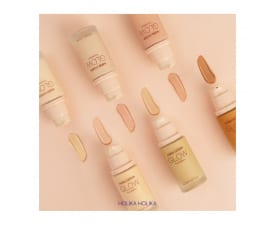Jumestuskreem Hard Cover Glow Foundation 03 Sand Ivory