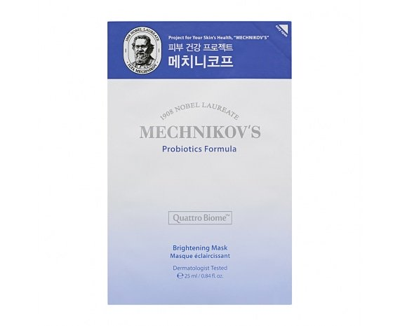 Mechnikov's Probiotics Formula Mask Sheet