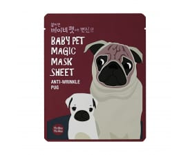 Näomask Baby Pet Magic Mask Sheet (Pug)