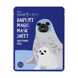 Näomask Baby Pet Magic Mask Sheet (Seal)