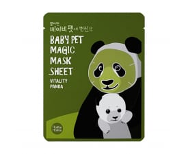 Näomask Baby Pet Magic Mask Sheet (Panda)
