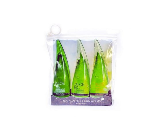 Jeju Aloe Face And Bodycare Set