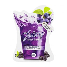 Näomask Blueberry Juicy Mask Sheet