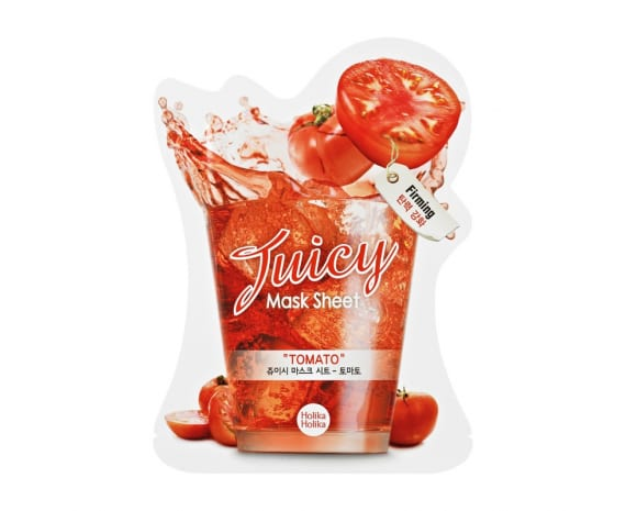 Näomask Tomato Juicy Mask Sheet